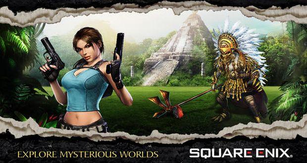 Lara Croft לאייפון
