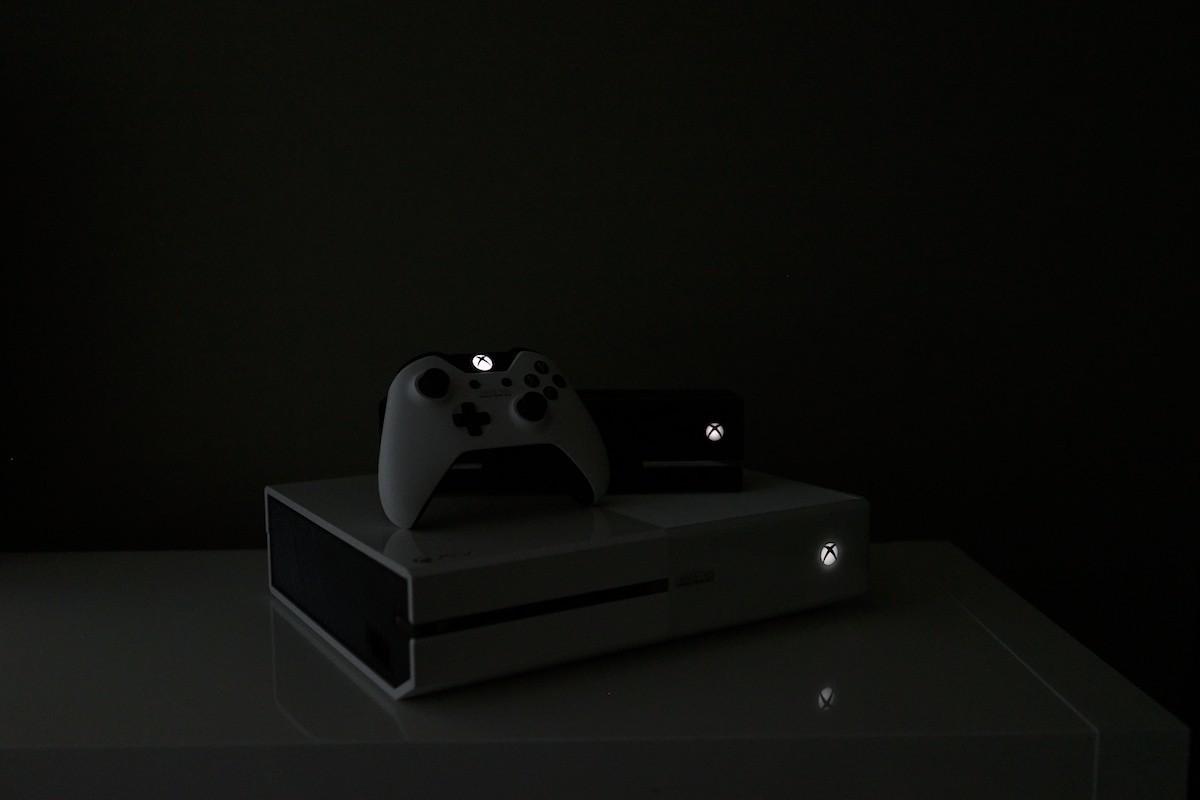 Xbox One white לבנה 01