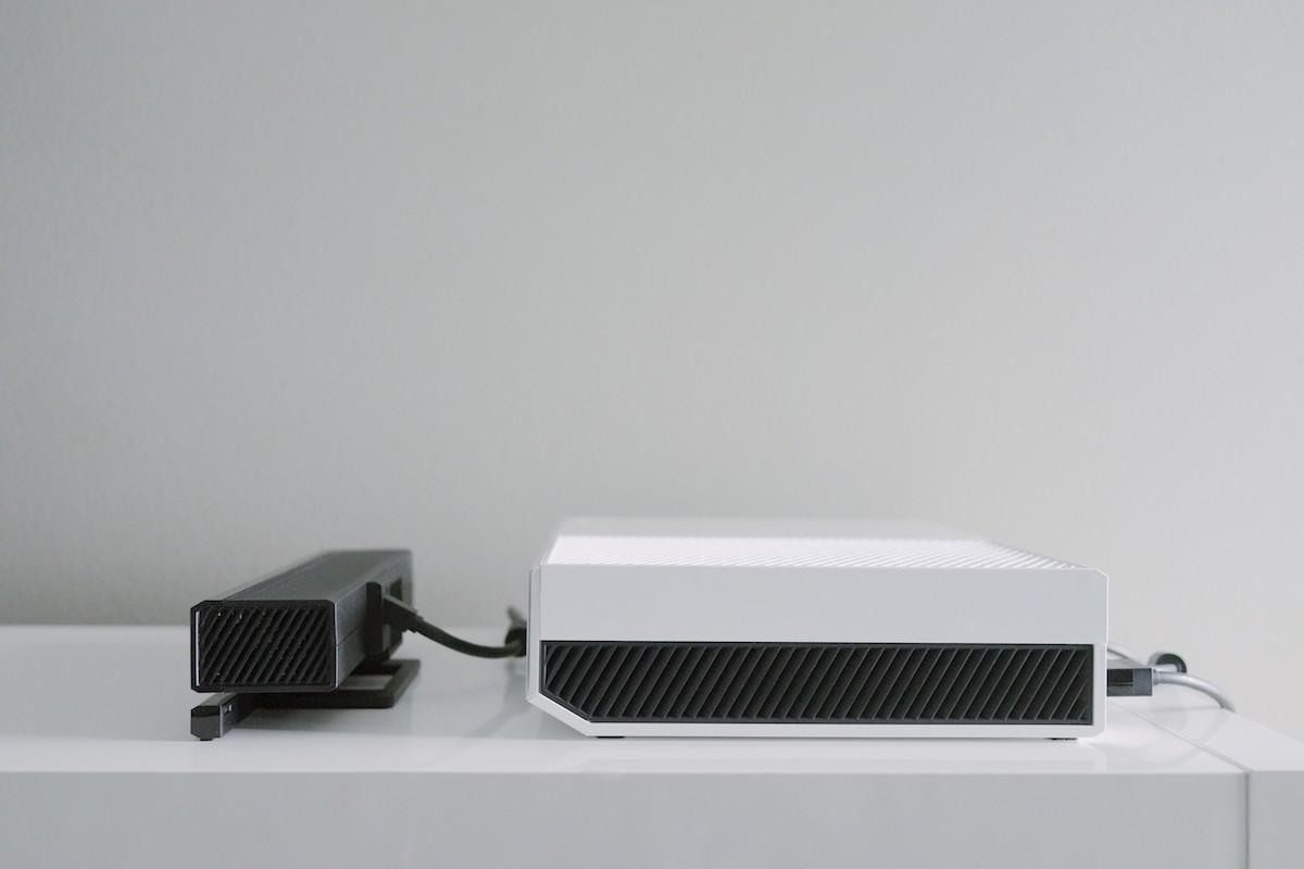 Xbox One white לבנה 08
