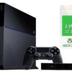 מכירות הפלייסטיישן 4 מתקרבות ל 3 מיליון יחידות. ה Xbox One מאחור