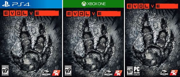 EVOLVE BOX COVER