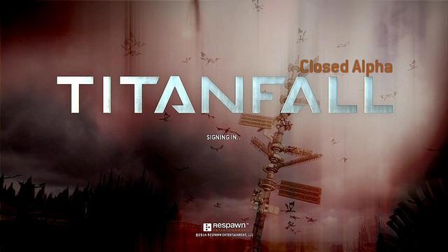 Titanfall  Alpha Test Screens