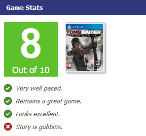 Tomb Raider Definitive Edition Review סיקור