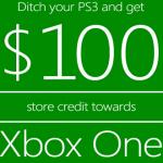 """מיקרוסופט: """"רוצים Xbox One ב 399 דולר? מיסרו לנו את ה PS3 שלכם"""""""