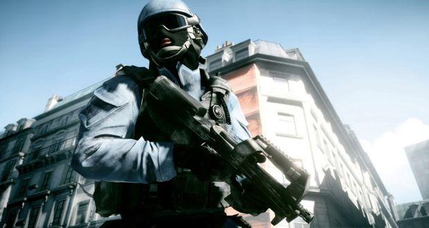 באטלפילד משטרה