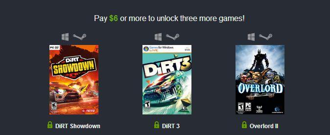 משחקי קודמסטרס במבצע DIRT 3