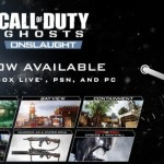 ההרחבה CoD: Ghosts Onslaught שוחררה ל PC ולפלייסטיישן