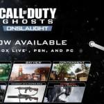 ההרחבה CoD: Ghosts Onslaught שוחררה ל PC ולפלייסטיישן