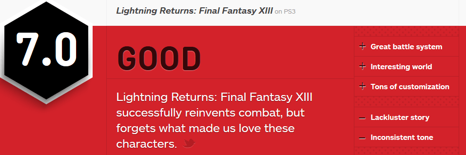 IGN LR FFXIII REVIEW