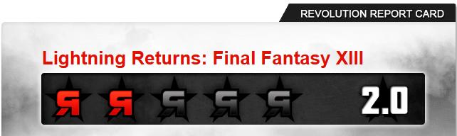 Lightning Returns Final Fantasy XIII reviews