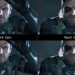 מטאל גיר 5: השוואת גרפיקה בקונסולות PS4 vs PS3 vs X360 vs X1