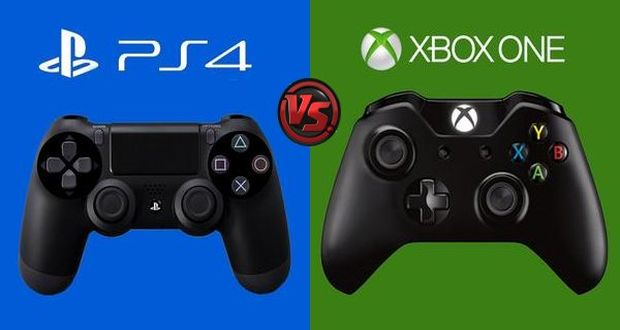 PS4 VS XBOX ONE 1080P