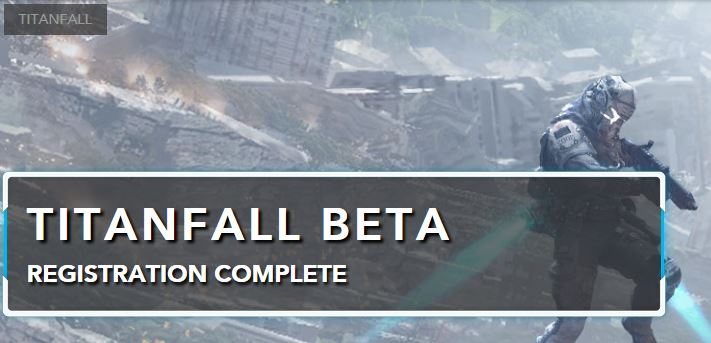 TITANFALL BETA PC XBOX