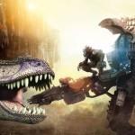 דינוזאור בטריילר החדש של טייטנפול