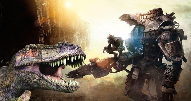 TitanDino דינוזאורים טיטנפול