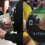 Titanfall הזדהב