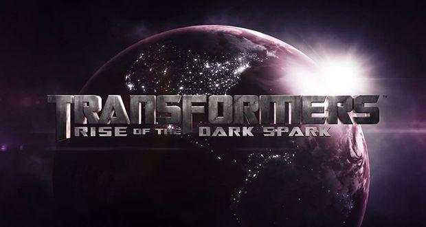 Transformers Rise of the Dark Spark רובוטריקים