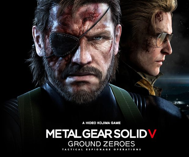 metal-gear-solid-v-ground-zeroes-גרפיקה