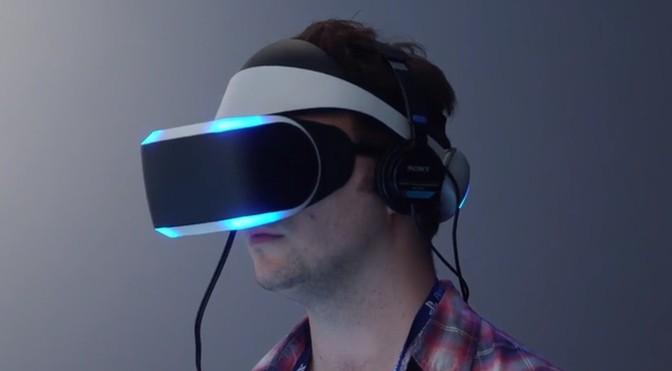 סוני 4 מציאות מדומה