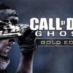 מהדורת הזהב של CoD: Ghosts שוחררה