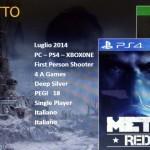 שמועה: סדרת Metro בדרך ל PS4/XOne