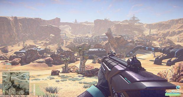 PlanetSide2_משחק יריות לרשת