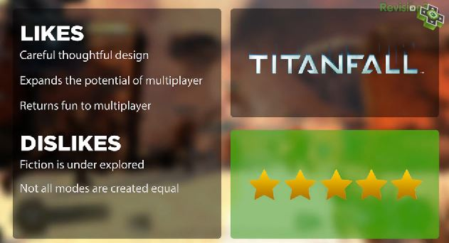TITANFALL Adam Sessler Review
