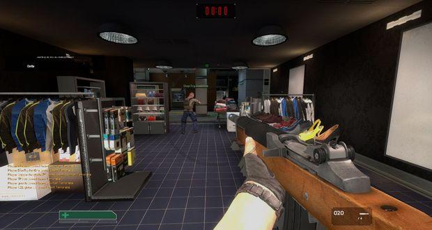 Tactical Intervention משחק יריות חינמי