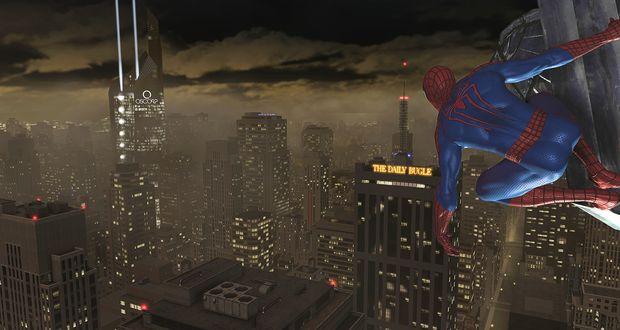 The Amazing Spider-Man 2 טריילר