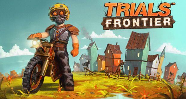 Trials Frontier לסמארטפון