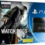 באנדל פלייסטיישן 4 למשחק Watch Dogs הוכרז לאירופה