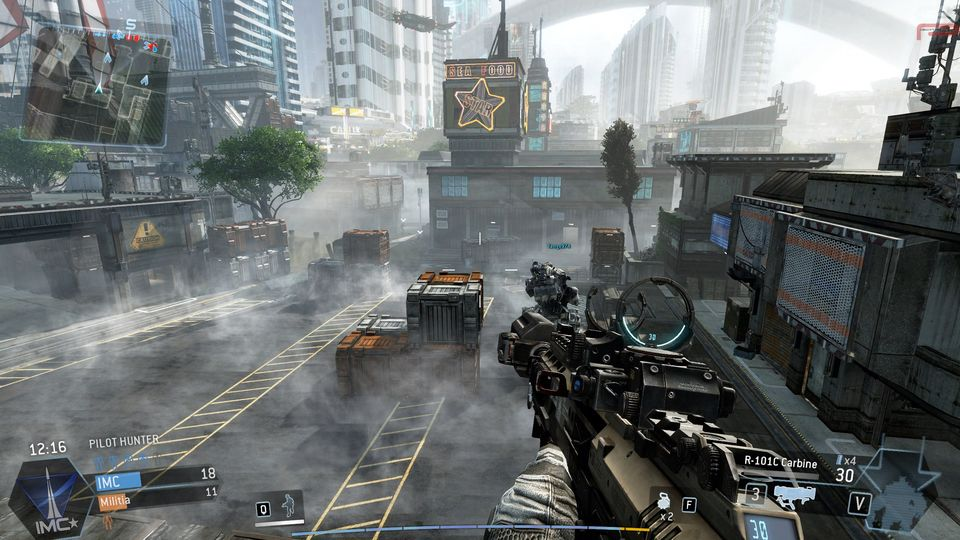 titanfall review gp israel