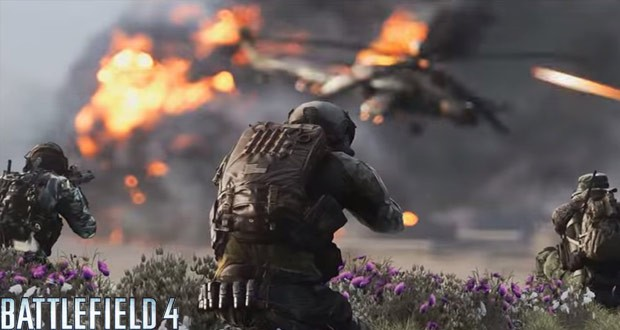 Battlefield-4-סרט-קצר