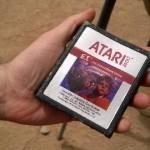 רגע היסטורי: המשחק האבוד של E.T. נמצא בניו-מקסיקו