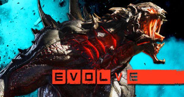 EVOLVE 4V1 GAMEPLAY