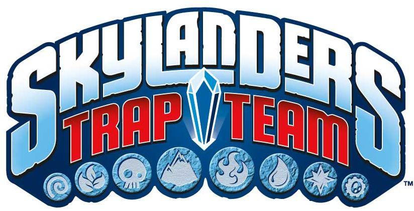 Skylanders Trap Team LOGO