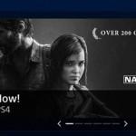 פורסם בטעות בחנות של סוני: The Last of Us ל PS4