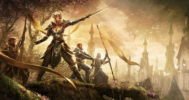 The Elder Scrolls Online - Launch