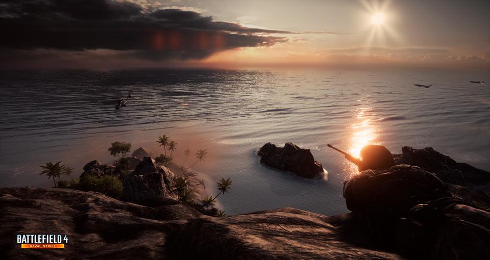 battlefield-4-naval-strike-גרפיקה-במשחק
