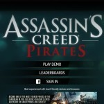 Assassin's Creed: Pirates – יוביסופט משחררת דמו מבוסס דפדפן