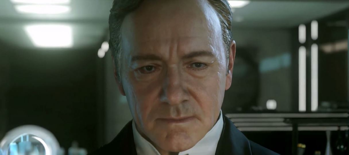 COD AW Kevin Spacey