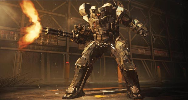 Call-of-Duty-Advanced-Warfare-נשקים