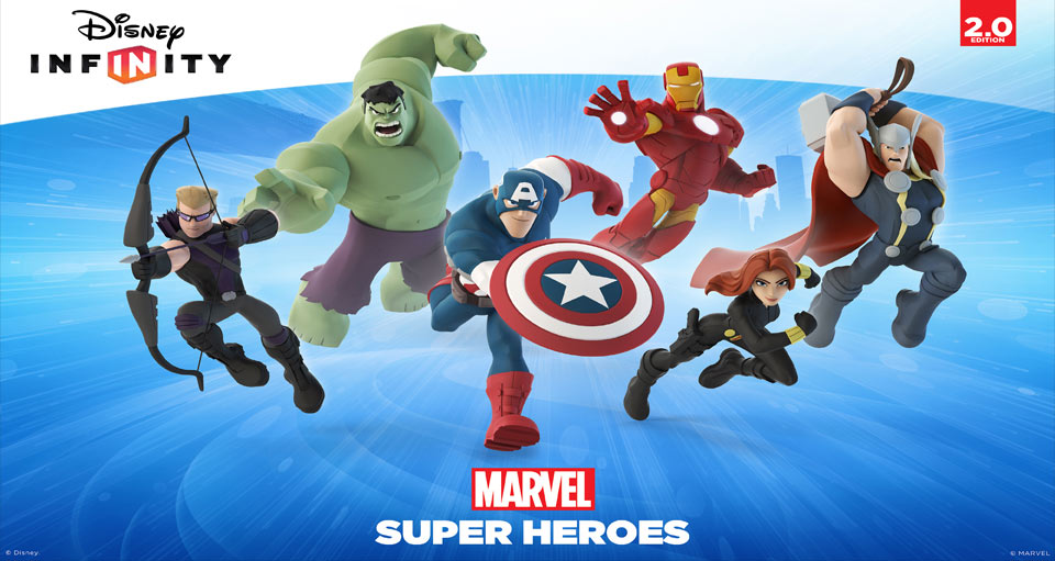 Disney-Infinity-2.0-Marvel-Super-Heroes-הוכרז