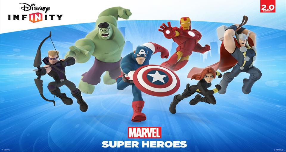Disney-Infinity-2.0-Marvel-Super-Heroes-הוכרז