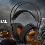 ביקורת אוזניות גיימינג: SteelSeries Siberia v2 Heat Orange