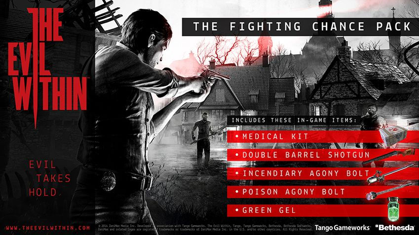 The Fighting Chance Pack
