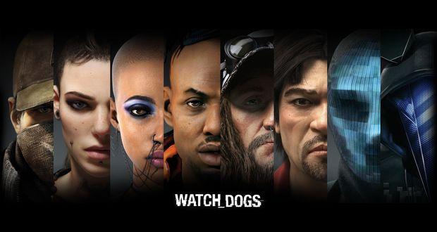 הדמויות בעלות התפקיד הראשי במשחק. אותי לא הרשימו.