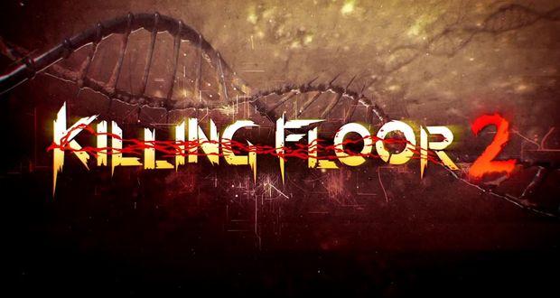 killing floor 2 זומבים