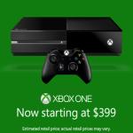 קינקט Out: מיקרוסופט חושפת Xbox One ב 399$