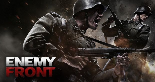 Enemy front משחק יריות גוף ראשון